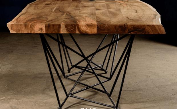 stół-origami | ZAAR | nowoczesne wnętrza | Bielsko