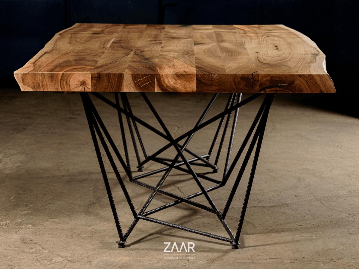 stół-origami   ZAAR   nowoczesne wnętrza   Bielsko