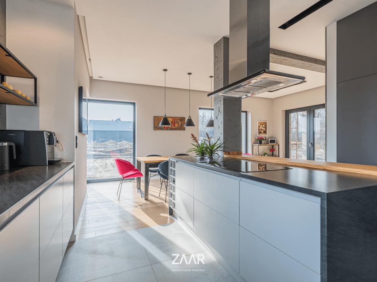dom-wieszowa | ZAAR | nowoczesne wnętrza | Bielsko